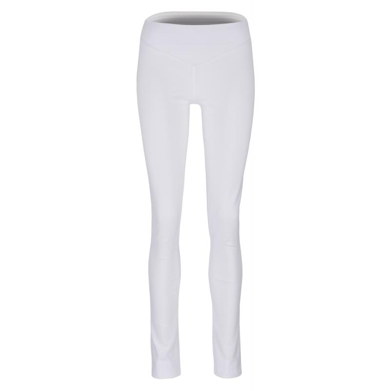 Damenhose 2437 von BEB / Farbe: weiß / Bi-Stretchgewebe - 72% Baumwolle 23% Polyamid 5% Elasthan - | MEIN-KASACK.de
