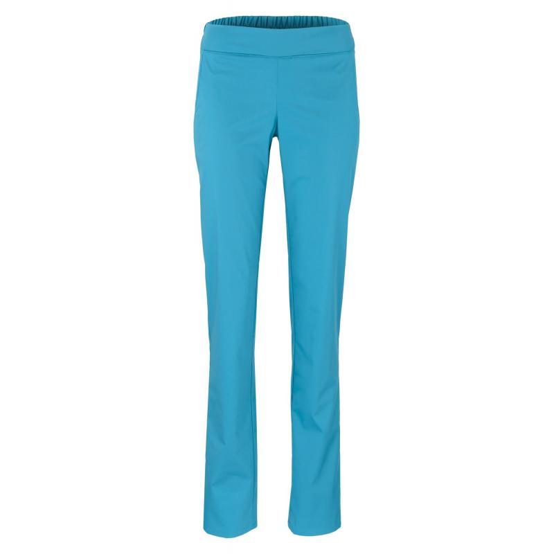 Damenhose 2447 von BEB / Farbe: dunkeltürkis / Stretchgewebe - 49% Baumwolle 48% Polyester 3% Elasthan - | Wenn Kasack -