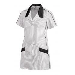 Hosenkasack 559 von LEIBER / Farbe: weiß-schwarz / 65 % Polyester 35 % Baumwolle - | Wenn Kasack - Dann MEIN-KASACK.de |