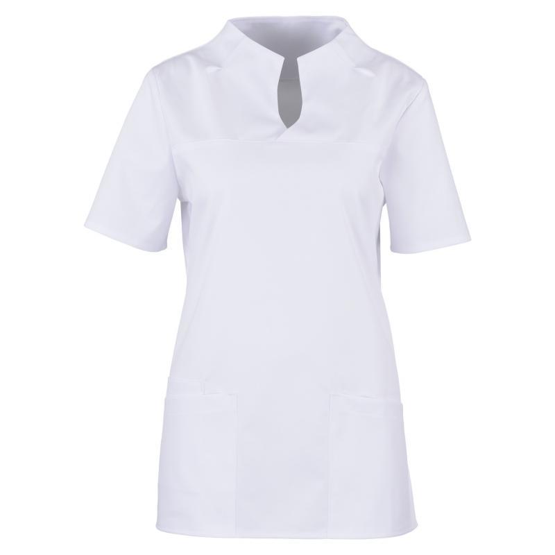 Kasack 2369 von BEB / Farbe: weiß / 49% Baumwolle 48% Polyester 3% Elastolefin - | Wenn Kasack - Dann MEIN-KASACK.de | K