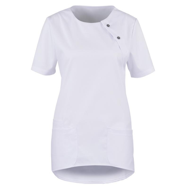Kasack 2373 von BEB / Farbe: weiß / 49% Baumwolle 48% Polyester 3% Elastolefin - | Wenn Kasack - Dann MEIN-KASACK.de | K