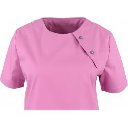 Damen -  Kasack 2373 von BEB / Farbe: lila (lagune) / 49% Baumwolle 48% Polyester 3% Elastolefin - | MEIN-KASACK.de | ka