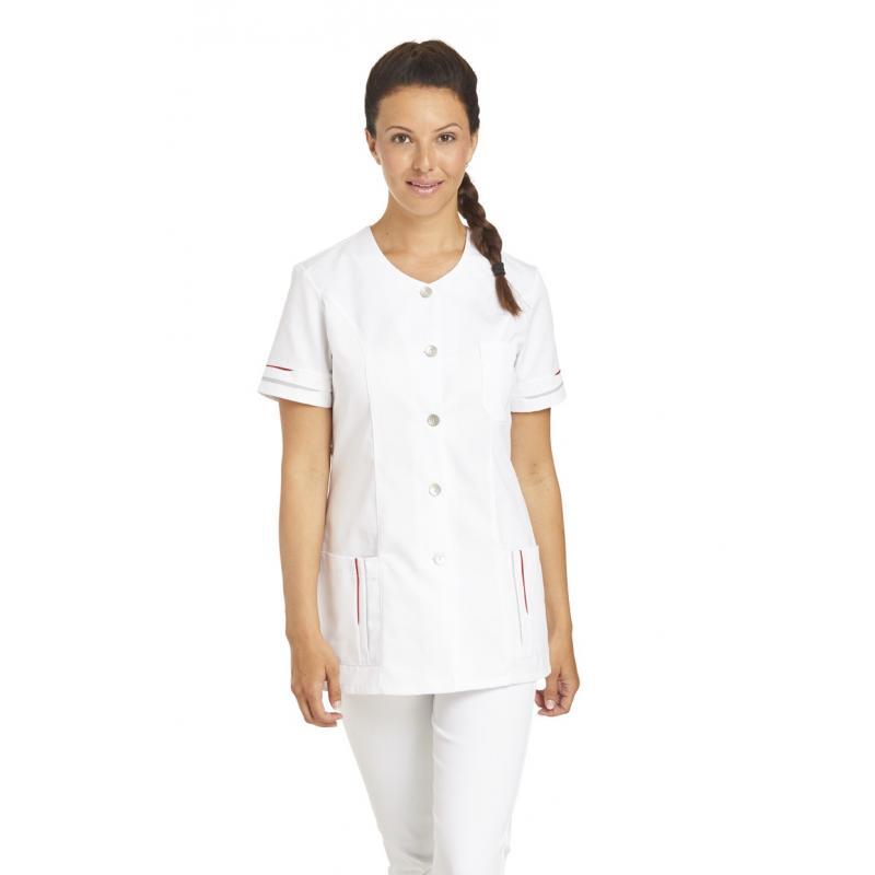 Hosenkasack 2427 von LEIBER / Farbe: weiß / 50% Baumwolle 50% Polyester - | Wenn Kasack - Dann MEIN-KASACK.de | Kasacks