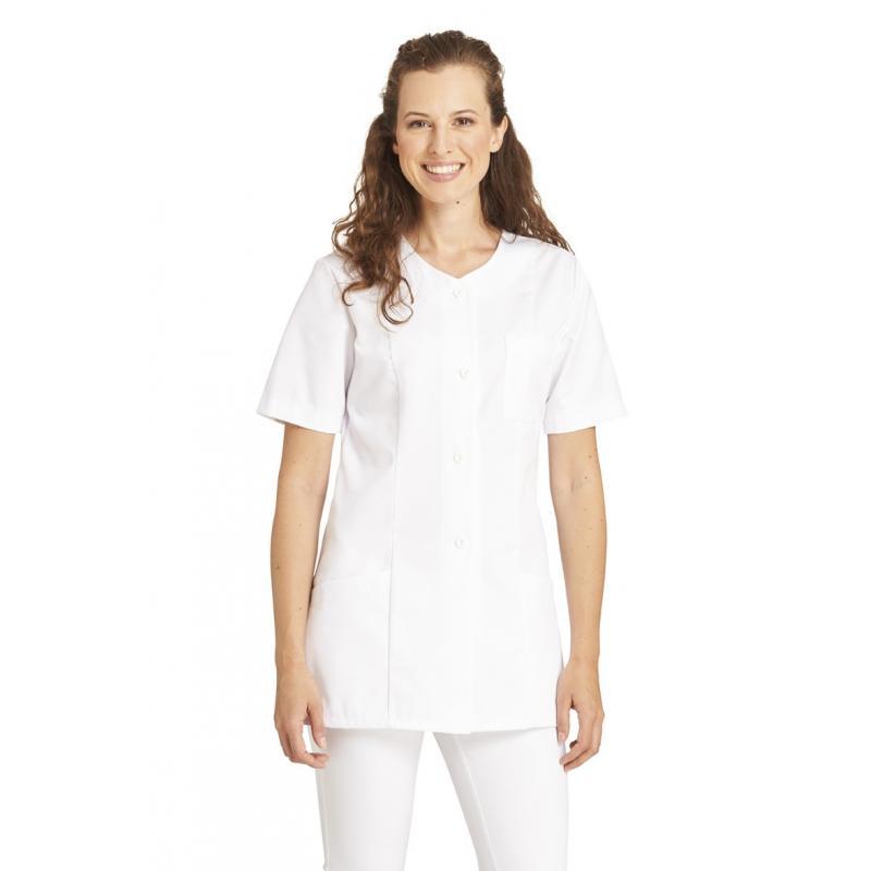 Hosenkasack 663 von LEIBER / Farbe: weiß / 50% Baumwolle 50% Polyester - | Wenn Kasack - Dann MEIN-KASACK.de | Kasacks f