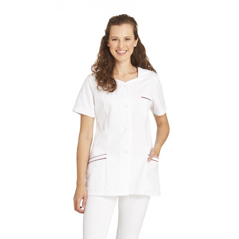 Hosenkasack 362 von LEIBER / Farbe: weiß / 50 % Polyester 50 % Baumwolle - | MEIN-KASACK.de