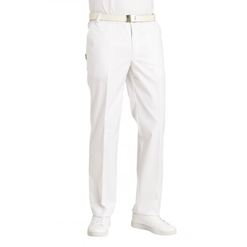 Herrenhose 6790 von LEIBER / Farbe: weiß / 48 % Baumwolle 48 % Polyester 4 % Elastolefin -   Wenn Kasack - Dann MEIN-KAS