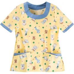Kasack 2384 von BEB / Kindermotiv / 35% Baumwolle 65% Polyester - | Wenn Kasack - Dann MEIN-KASACK.de | Kasacks für die