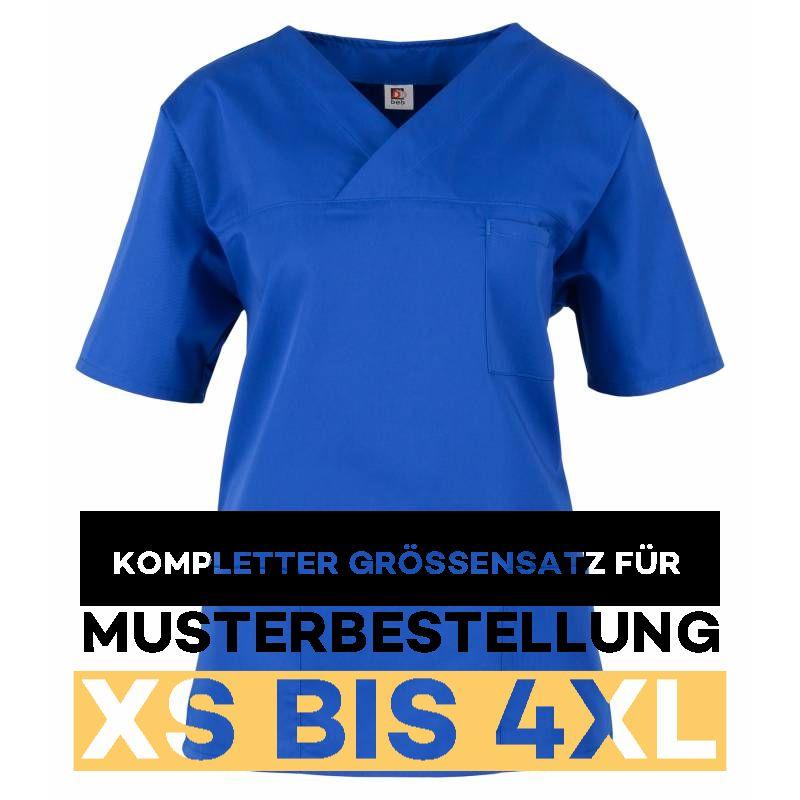 Kompletter Grössensatz - 2651 kornblau - MEIN-KASACK.de