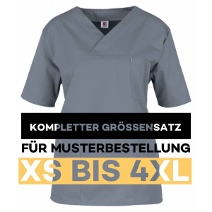 Kompletter Grössensatz - 2651 grau - MEIN-KASACK.de