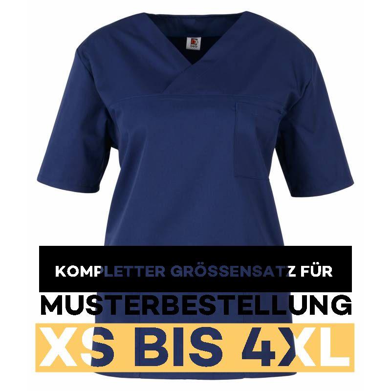 Kompletter Grössensatz - 2651 marine - MEIN-KASACK.de