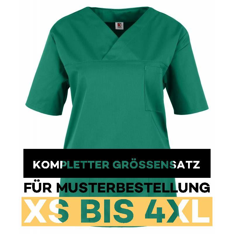 Kompletter Grössensatz - 2651 grün - MEIN-KASACK.de