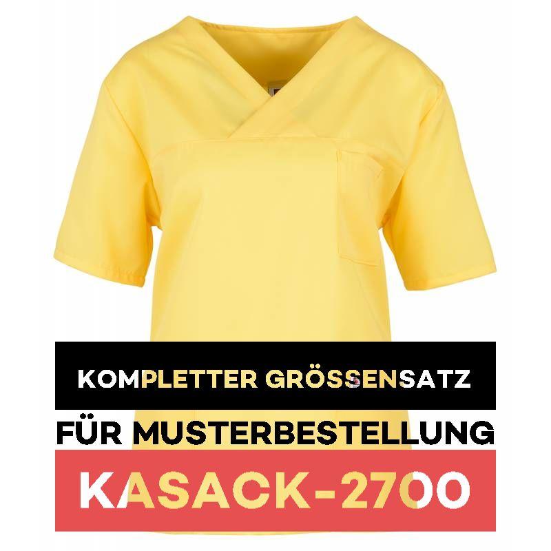 Kompletter Grössensatz - 2700 gelb - MEIN-KASACK.de