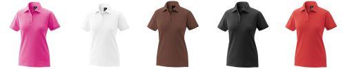 Damen-Poloshirt 983 von EXNER