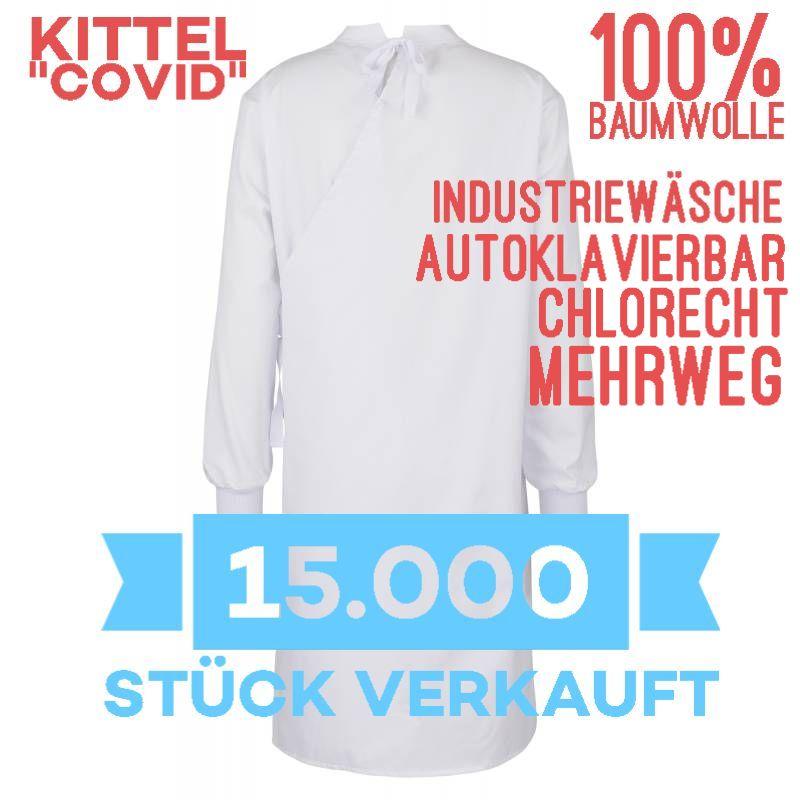 """KITTEL """"COVID"""" / MADE IN GERMANY / KOCHFEST / WIEDERVERWENDBAR"""