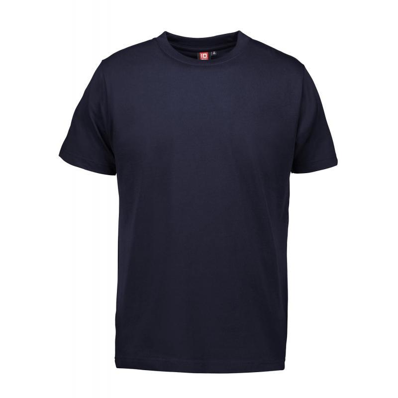 Heute im Angebot: PRO Wear Herren T-Shirt 300 von ID / Farbe: navy / 60% BAUMWOLLE 40% POLYESTER