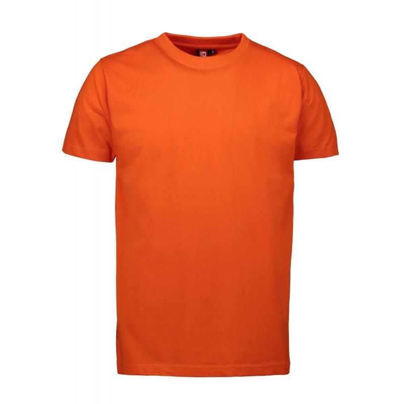 Heute im Angebot: PRO Wear Herren T-Shirt 300 von ID / Farbe: orange / 60% BAUMWOLLE 40% POLYESTER
