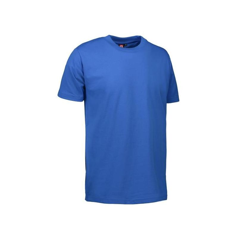 Heute im Angebot: PRO Wear Herren T-Shirt 300 von ID / Farbe: azur / 60% BAUMWOLLE 40% POLYESTER