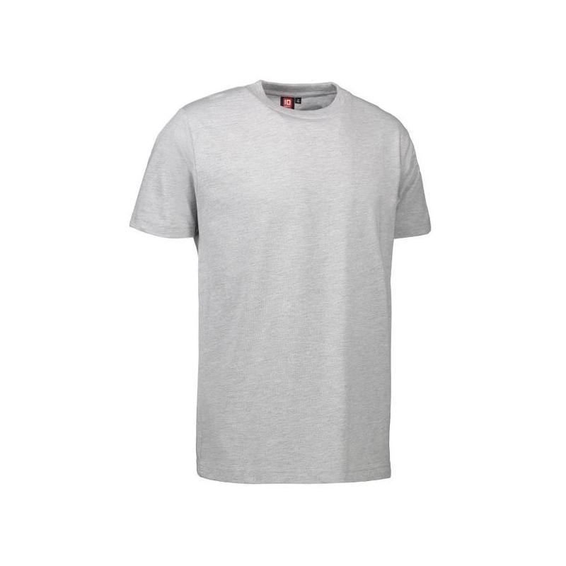 Heute im Angebot: PRO Wear Herren T-Shirt 300 von ID / Farbe: grau / 60% BAUMWOLLE 40% POLYESTER jetzt günstig kaufen