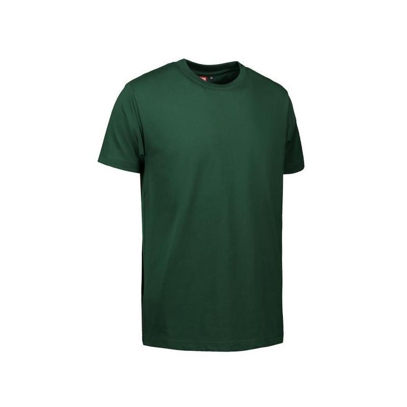 Heute im Angebot: PRO Wear Herren T-Shirt 300 von ID / Farbe: flaschengrün / 60% BAUMWOLLE 40% POLYESTER