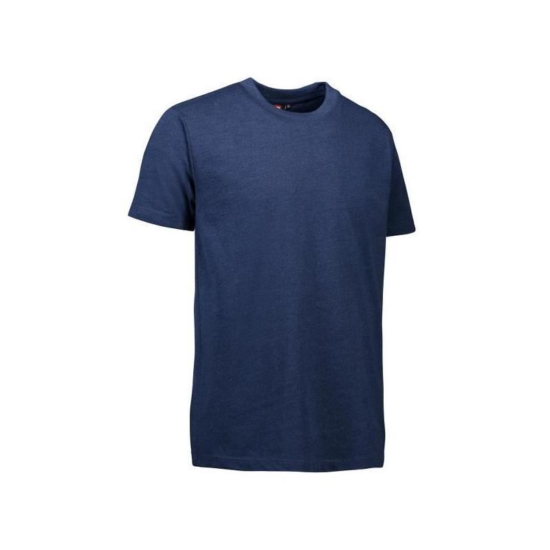 Heute im Angebot: PRO Wear Herren T-Shirt 300 von ID / Farbe: blau / 60% BAUMWOLLE 40% POLYESTER