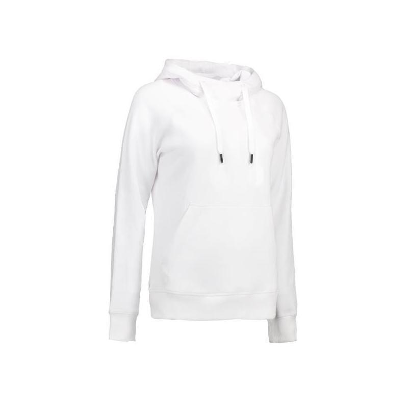 Heute im Angebot: CORE Hoodie (Damen) 0637 von ID / Farbe: weiß / 60% BAUMWOLLE 40% POLYESTER in der Region Kerpen