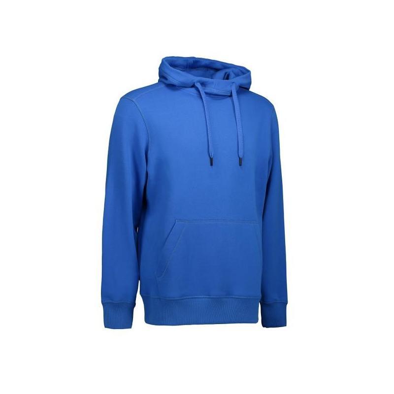 Heute im Angebot: CORE Hoodie (Herren) 0636 von ID / Farbe: azur / 60% BAUMWOLLE 40% POLYESTER