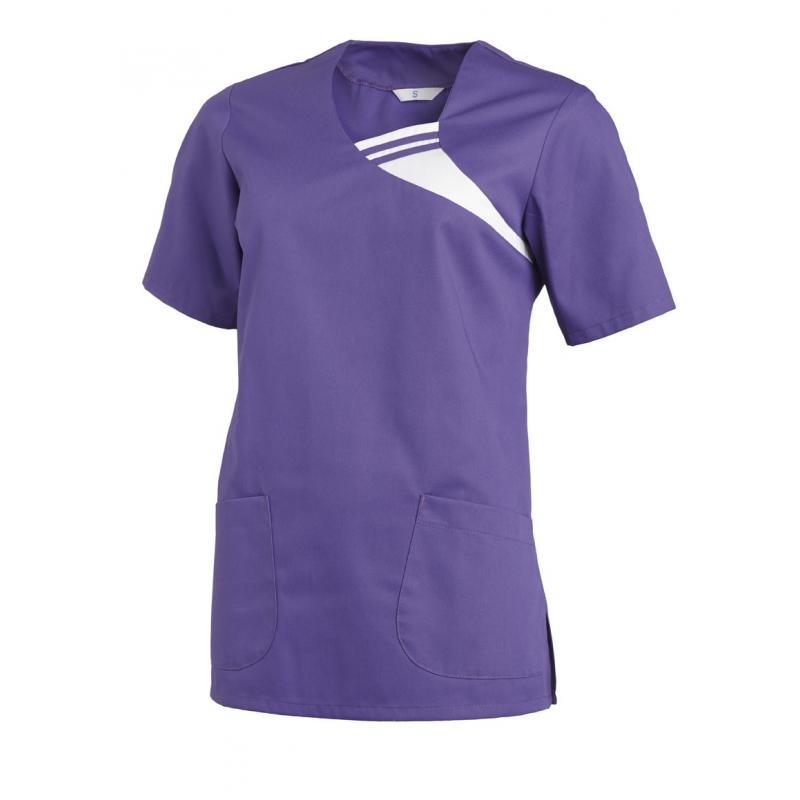 Heute im Angebot: Schlupfjacke 1255 von LEIBER / Farbe: lila / 65 % Polyester 35 % Baumwolle