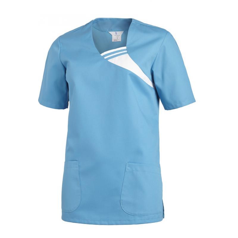 Heute im Angebot: Schlupfjacke 1255 von LEIBER / Farbe: türkis / 65 % Polyester 35 % Baumwolle jetzt günstig kaufen
