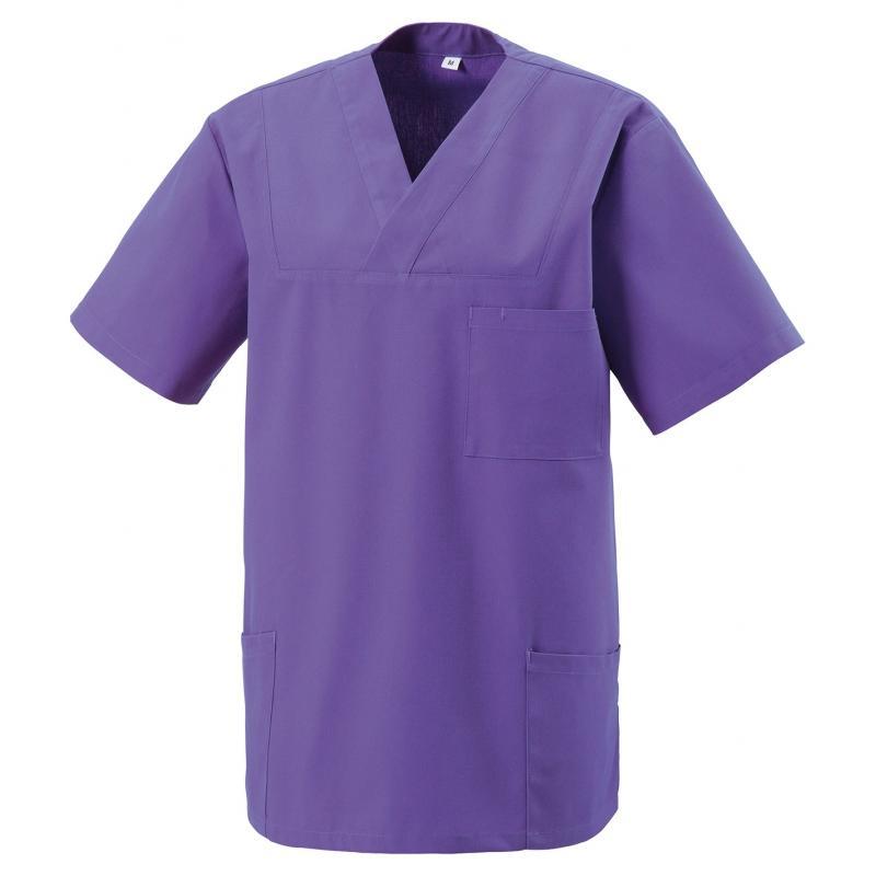Heute im Angebot: Kasack 273 von EXNER / Farbe: purple / 50% Baumwolle 50% Polyester 175 gr. jetzt günstig kaufen