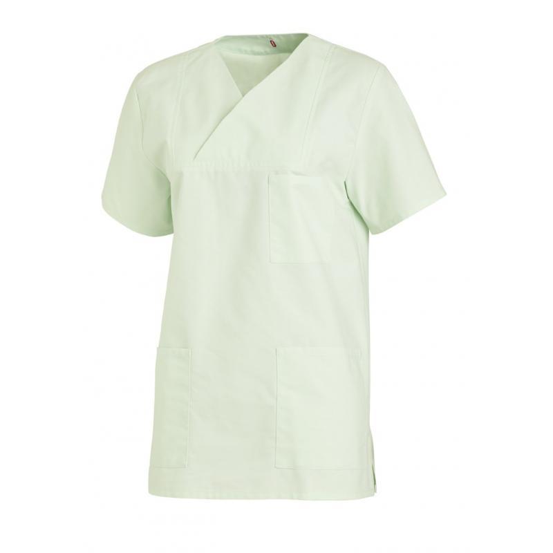 Heute im Angebot: Damen-Schlupfjacke 769 von LEIBER / Farbe: mint / 50 % Baumwolle 50 % Polyester