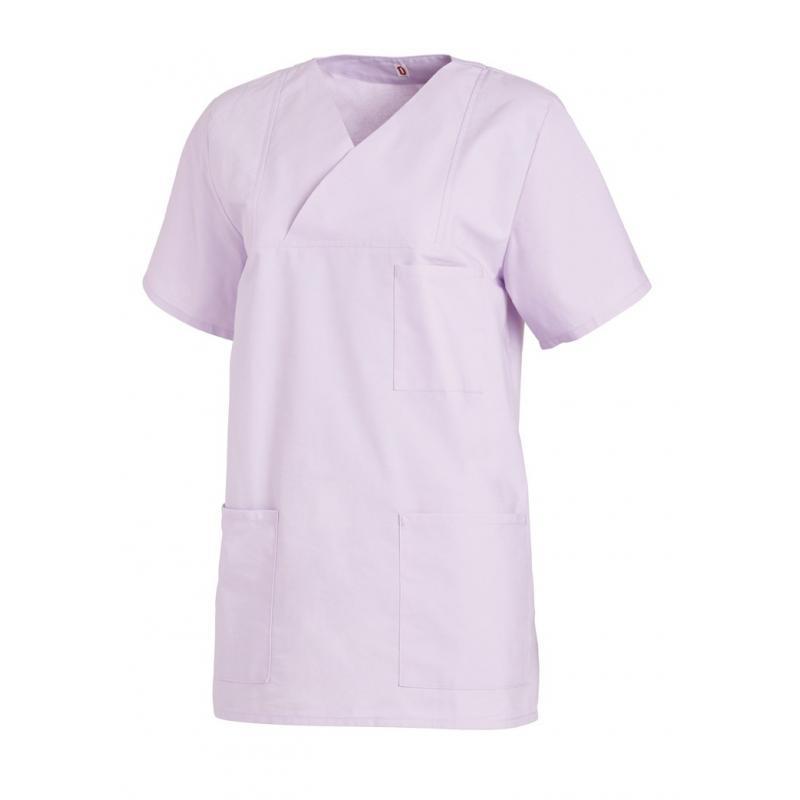 Heute im Angebot: Damen-Schlupfjacke 769 von LEIBER / Farbe: flieder / 50 % Baumwolle 50 % Polyester jetzt günstig kaufen