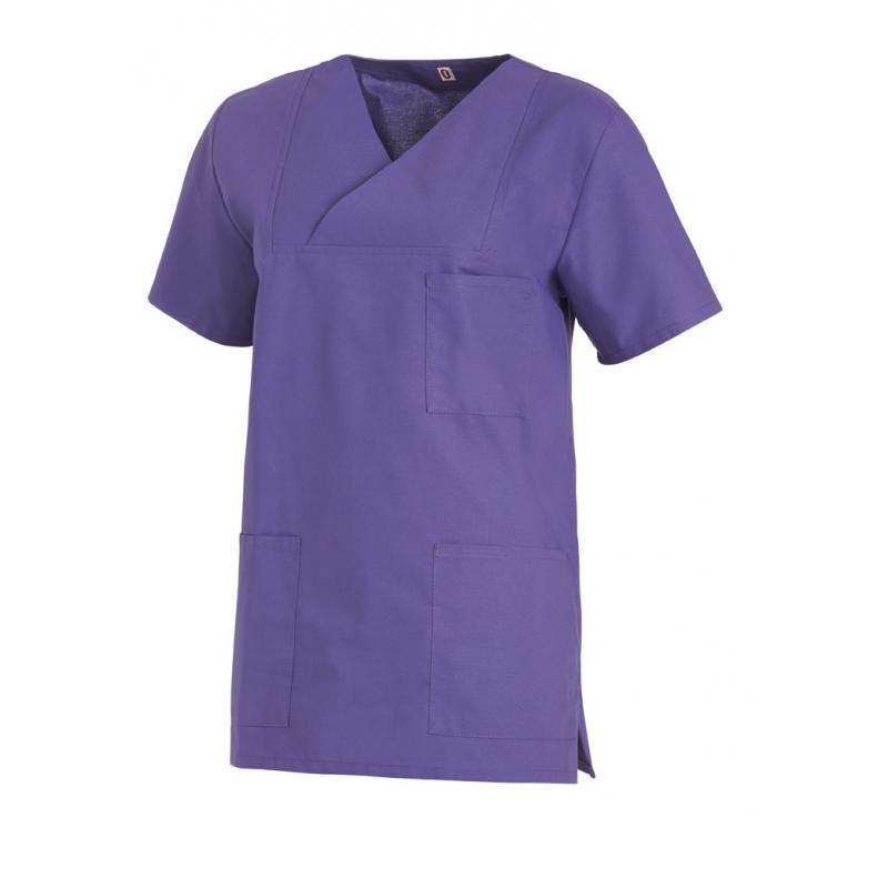 Heute im Angebot: Damen-Schlupfjacke 769 von LEIBER / Farbe: lila / 50 % Baumwolle 50 % Polyester jetzt günstig kaufen