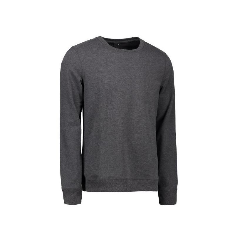 Heute im Angebot: Herren - Sweatshirt CORE O-Neck Sweat 615 von ID / Farbe: koks / 50% BAUMWOLLE 50% POLYESTER