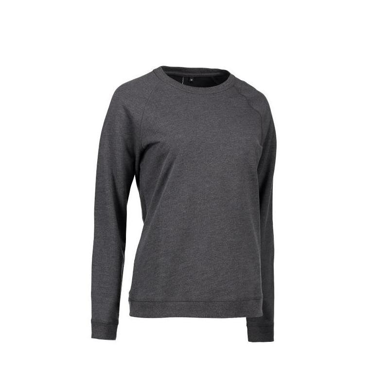 Heute im Angebot: Damen - Sweatshirt CORE O-Neck Sweat 616 von ID / Farbe: koks / 50% BAUMWOLLE 50% POLYESTER