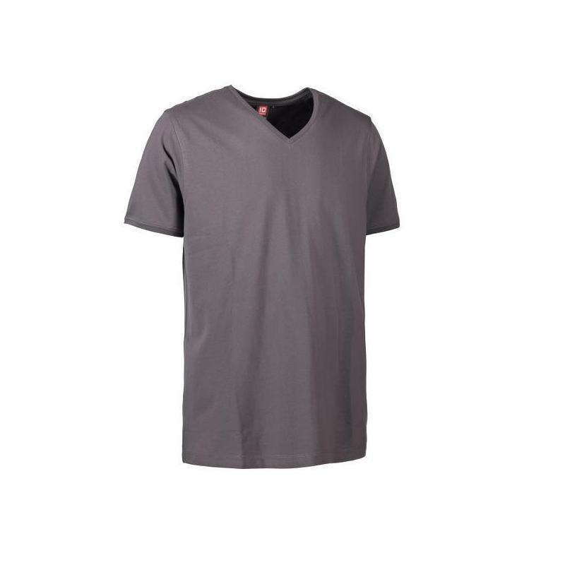 Heute im Angebot: PRO Wear CARE Herren T-Shirt 372 von ID / Farbe: grau / 60% BAUMWOLLE 40% POLYESTER in der Region kaufen