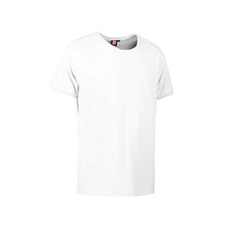 Heute im Angebot: PRO Wear CARE O-Neck Herren T-Shirt 370 von ID / Farbe: weiß / 60% BAUMWOLLE 40% POLYESTER