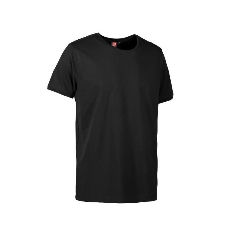 Heute im Angebot: PRO Wear CARE O-Neck Herren T-Shirt 370 von ID / Farbe: schwarz / 60% BAUMWOLLE 40% POLYESTER in der Region Berlin Staaken