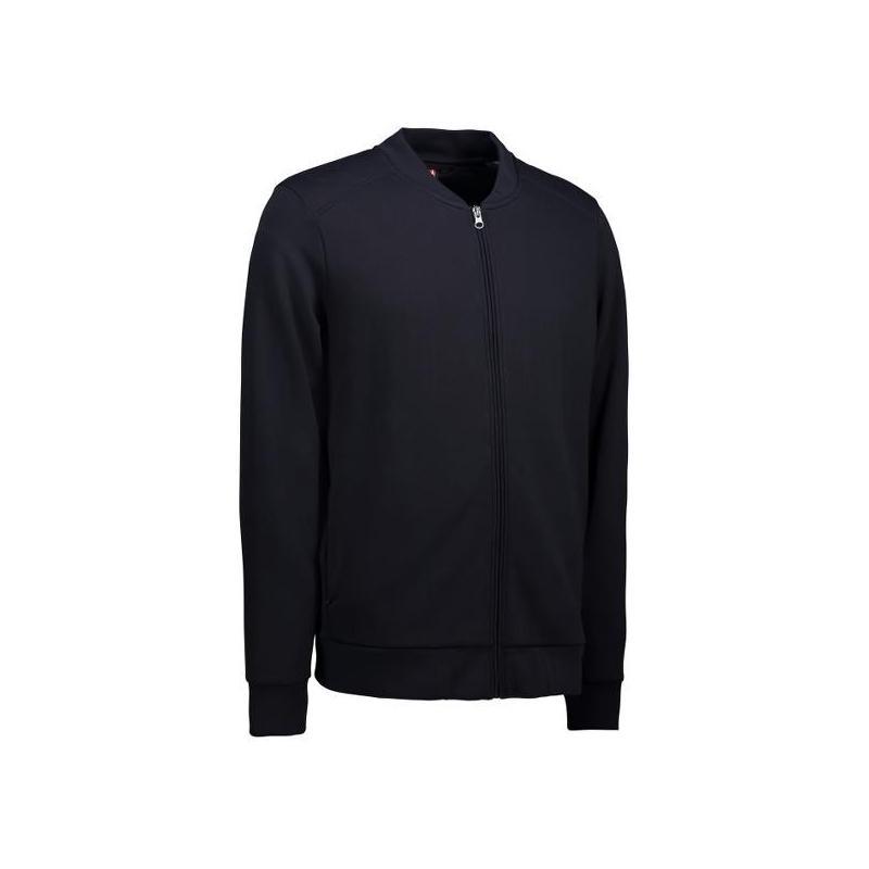 Heute im Angebot: PRO Wear Cardigan Herren 366 von ID / Farbe: navy / 60% BAUMWOLLE 40% POLYESTER jetzt günstig kaufen