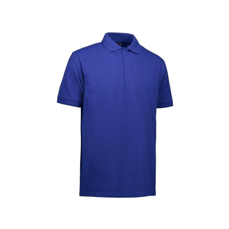 Heute im Angebot: PRO Wear Poloshirt Herren 330 von ID / Farbe: königsblau / 50% BAUMWOLLE 50% POLYESTER