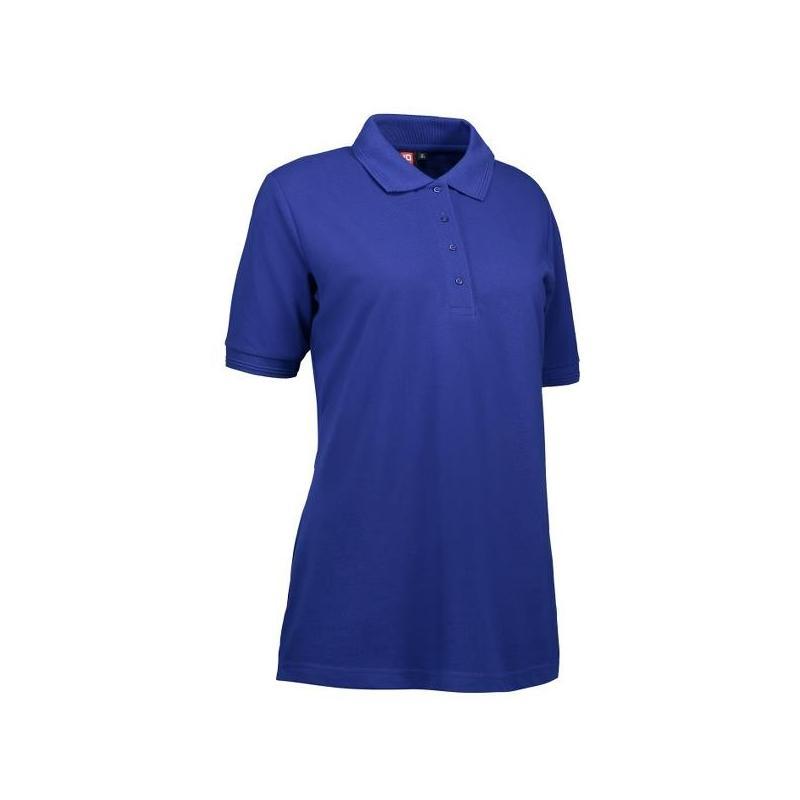 Heute im Angebot: PRO Wear Damen Poloshirt 321 von ID / Farbe: königsblau / 50% BAUMWOLLE 50% POLYESTER in der Region Bad Belzig