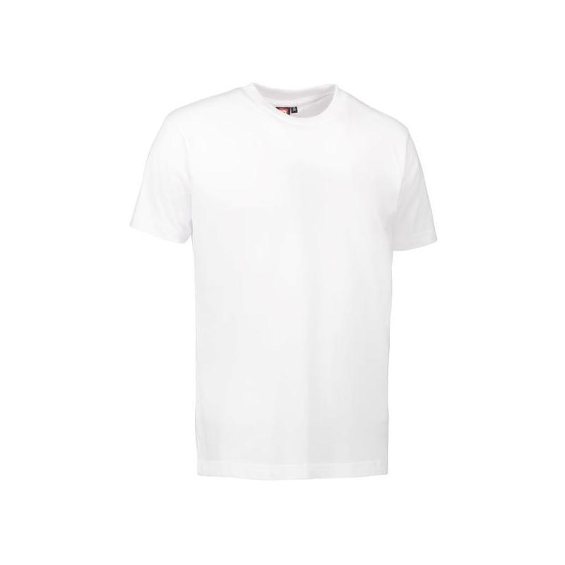 Heute im Angebot: PRO Wear T-Shirt | light 310 von ID / Farbe: weiß / 50% BAUMWOLLE 50% POLYESTER in der Region Leverkusen