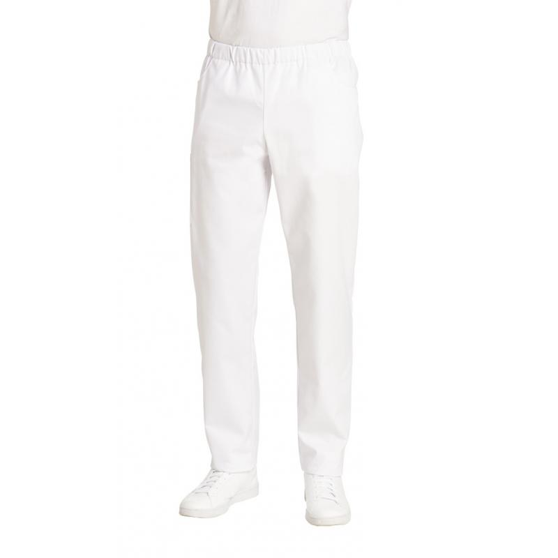 Heute im Angebot: Damenhose 2370 von LEIBER / Farbe: weiß / 65 % Polyester 35 % Baumwolle in der Region Recklinghausen