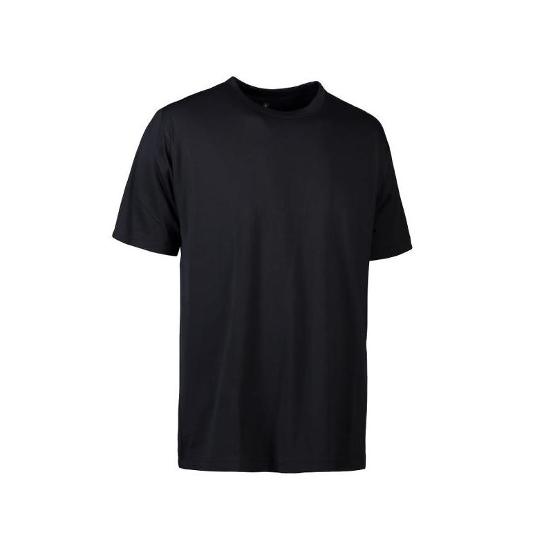 Heute im Angebot: PRO Wear T-Shirt | light 310 von ID / Farbe: schwarz / 50% BAUMWOLLE 50% POLYESTER in der Region Berlin Spandau