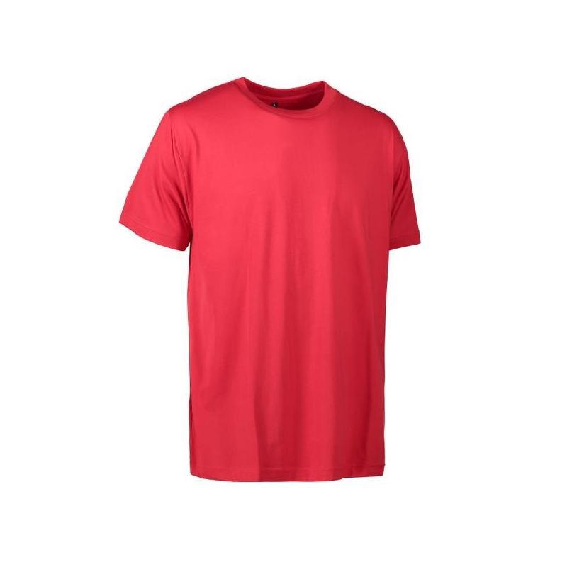 Heute im Angebot: PRO Wear T-Shirt | light 310 von ID / Farbe: rot / 50% BAUMWOLLE 50% POLYESTER