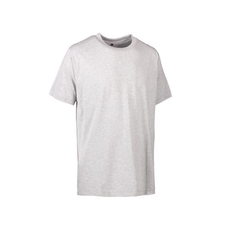 Heute im Angebot: PRO Wear T-Shirt | light 310 von ID / Farbe: hellgrau / 50% BAUMWOLLE 50% POLYESTER
