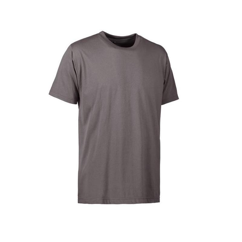 Heute im Angebot: PRO Wear T-Shirt | light 310 von ID / Farbe: grau / 50% BAUMWOLLE 50% POLYESTER jetzt günstig kaufen