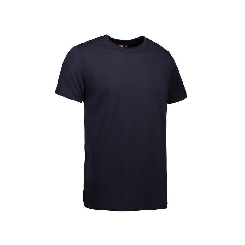 Heute im Angebot: YES Herren T-Shirt  2000 von ID / Farbe: navy / 100% POLYESTER