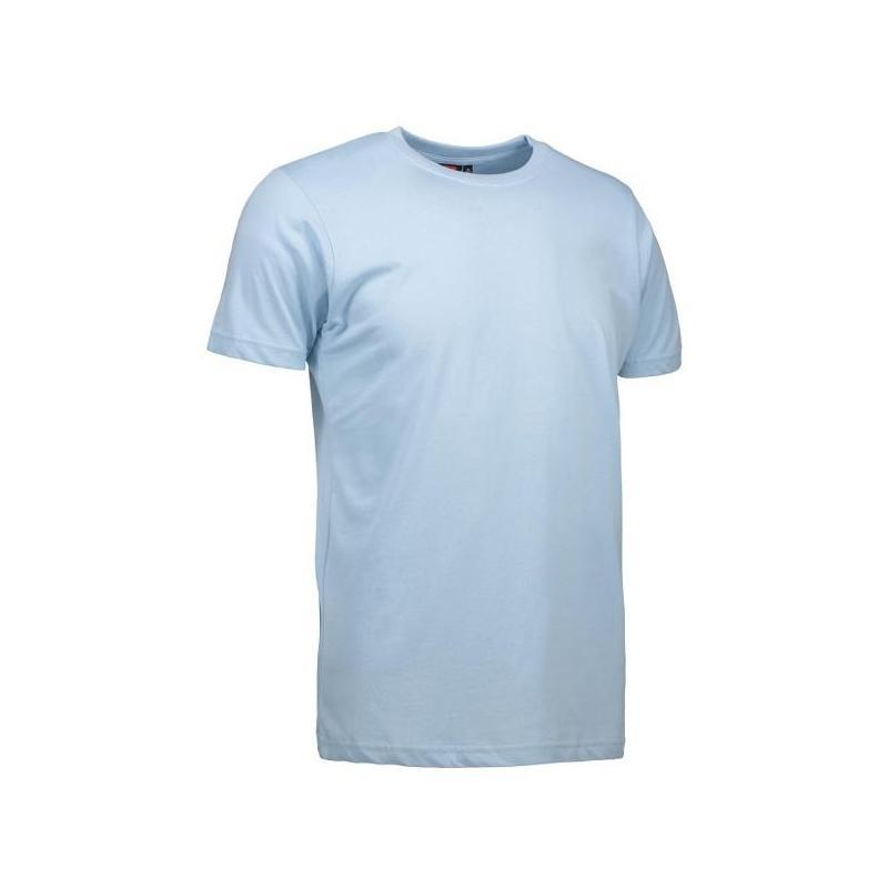 Heute im Angebot: YES Herren T-Shirt  2000 von ID / Farbe: hellblau / 100% POLYESTER in der Region kaufen