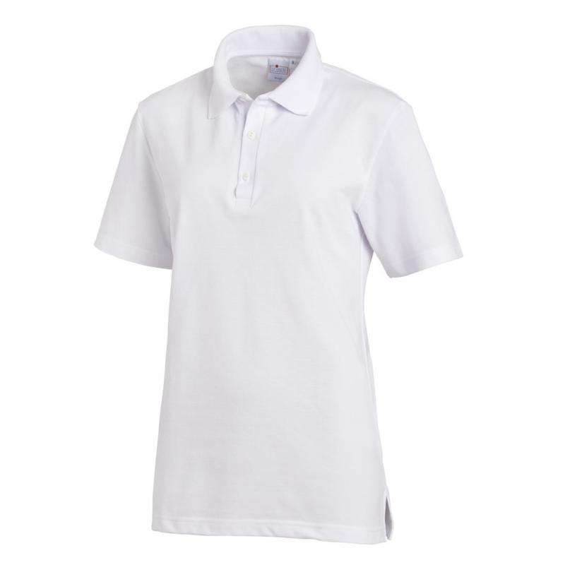 Heute im Angebot: Poloshirt 2515 von LEIBER / Farbe: weiß / 50 % Baumwolle 50 % Polyester in der Region Rosenheim