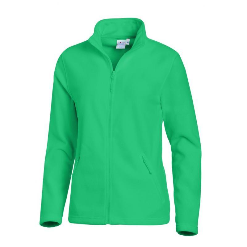 Heute im Angebot: Fleecejacke (Damen) 2662 von LEIBER / Farbe: petrol / 100 % Polyester jetzt günstig kaufen